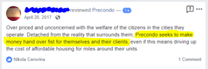 precondo review about earning clients money in the pre-construction condo investing niche