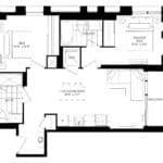 XO Condos - 783 - Floorplan
