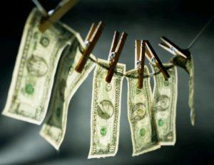 laundering money in Canada