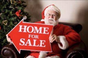 santa selling house