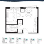 Empire Quay House - Galleon - Floorplan