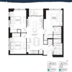 Empire Quay House - Lido - Floorplan