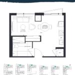Empire Quay House - Monte - Floorplan
