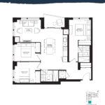 Empire Quay House - Tortuga - Floorplan