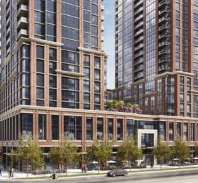 Pinnacle Toronto East - Exterior Render