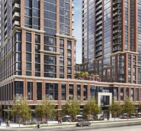 Pinnacle Toronto East - Exterior Render