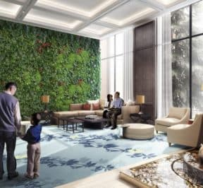 Pinnacle Toronto East - Interior Render