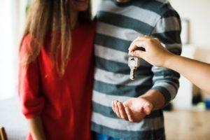 getting house key