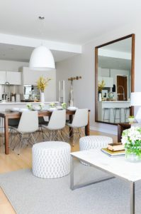 Interior design tips for condos. Interior designs for small condos. Home design