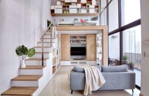 Condo interior design tips. The best interior designs for small condos. Small apartment.