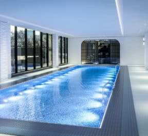 Bijou on Bloor Condos - Indoor Pool - Interior Render