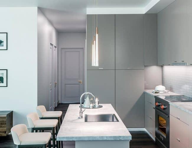 Bijou on Bloor - Suite - Interior Render
