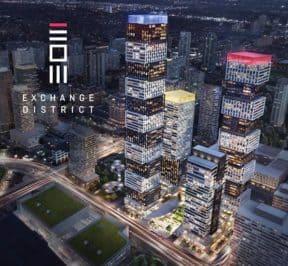 Exchange District Condos