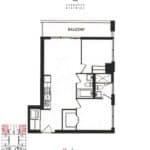 Exchange District Condos - Lisbon - Floorplans