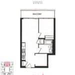 Exchange District Condos - Seoul - Floorplans