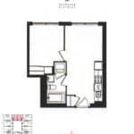 Exchange District Condos - Paris - Floorplans