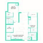 Rise at Lakeshore Condos - Rise 1 - Floorplan