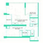 Rise at Lakeshore Condos - Rise 11 - Floorplan