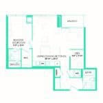 Rise at Lakeshore Condos - Rise 2 - Floorplan