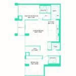 Rise at Lakeshore Condos - Rise 9 - Floorplan