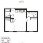 Exchange District Condos - Rome - Floorplans