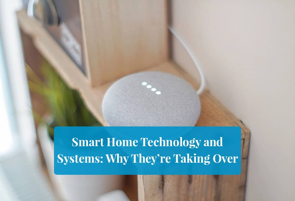 Smart Home Technology and Systems featured image