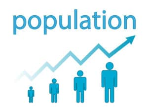 population growth in toronto