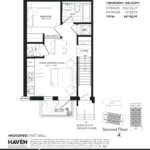 400 East Mall - Metro B - Floorplan