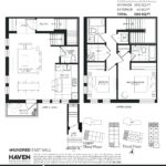 400 East Mall - Urban 2A-End - Floorplan