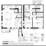 400 East Mall - Urban 2A-End - Floorplan