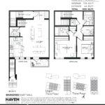 400 East Mall - Urban 2A - Floorplan