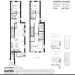 400 East Mall - Urban 3B - Floorplan