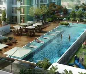 Condominium amenities