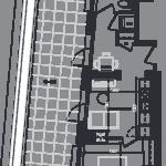 CG Tower - Coral - Floorplan
