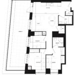 CG Tower - Heather - Floorplan