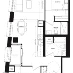 CG Tower - Magenta - Floorplan
