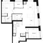 CG Tower - Plum - Floorplan
