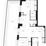 CG Tower - Raspberry - Floorplan