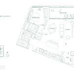 Edenbridge Kingsway - 2H+D - Floorplan