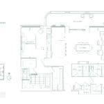 Edenbridge Kingsway - 2T - Floorplan