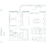 Edenbridge Kingsway - 2T - Floorplan