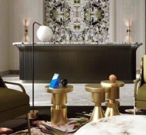 Edenbridge Kingsway Condo - Lobby Lounge Render