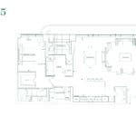 Edenbridge Kingsway - Penthouse 15 - Floorplan