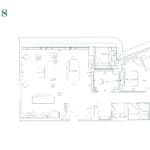 Edenbridge Kingsway - Penthouse 18 - Floorplan