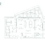 Edenbridge Kingsway - Penthouse 27 - Floorplan