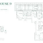 Edenbridge Kingsway - Penthouse 9 - Floorplan