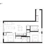 The Poet Condos - P - Floorplan