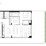 The Poet Condos - PH6 - Floorplan