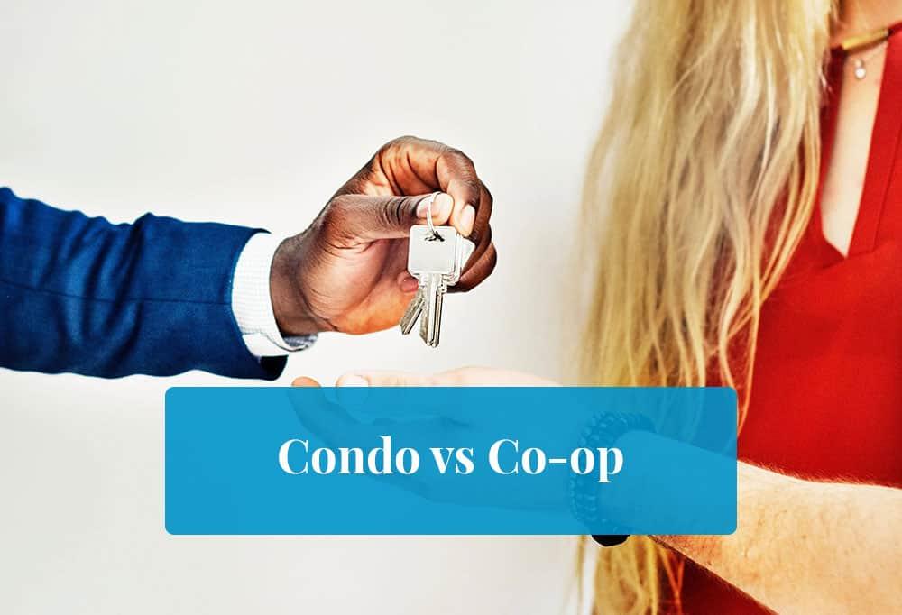 condo vs Co-Op Featured Image