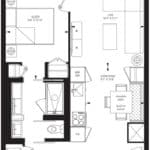 55C - Suite 01A - Floorplan